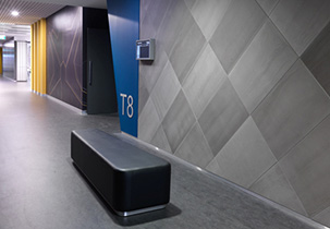concrete look wall panels public trustee offices. Black Bedroom Furniture Sets. Home Design Ideas