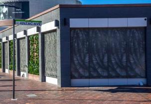 Stonini Calypso wall panels at Fairfield RSL