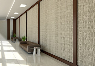 ebb office foyer panelling. Black Bedroom Furniture Sets. Home Design Ideas