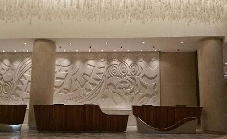 Tribal Design Custom Stonini For Luxury Png Hotel